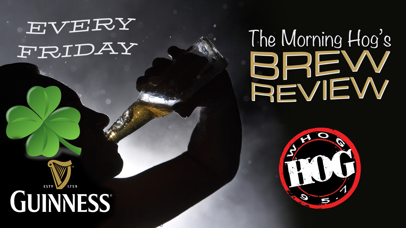 Brew Review Guinness St Patrick's Day