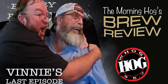Morning Hog Brew Review: Vinnie's Favorite FL Craft Brews