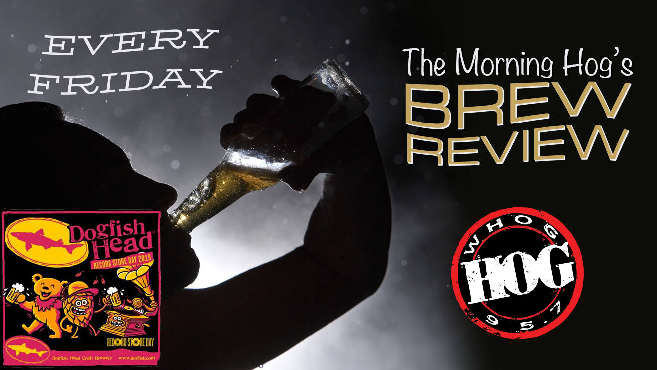 Brew REview Record Store Day Dogfish Head Dragons and Yum Yums