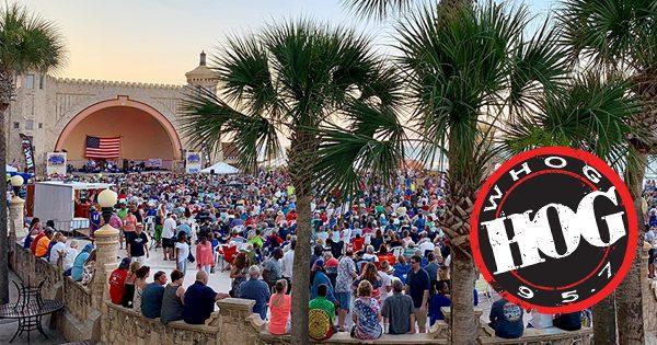 Daytona Beach Bandshell Updates 2020 Summer Concert Schedule