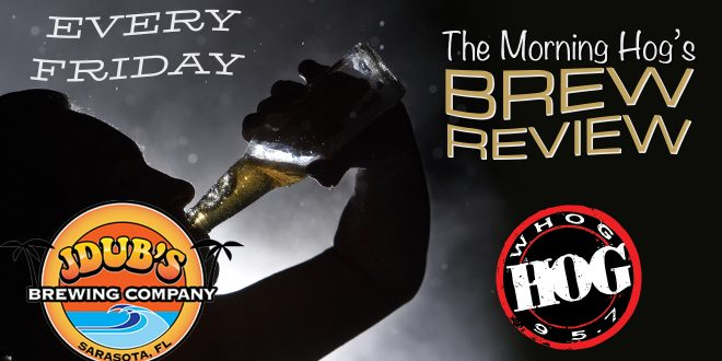 VIDEO: Morning Hog Brew Review — JDub's Brewing Co.