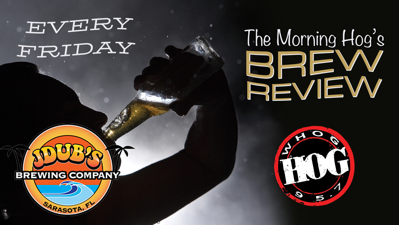 Morning Hog's Brew Review: JDub's Brewing Company