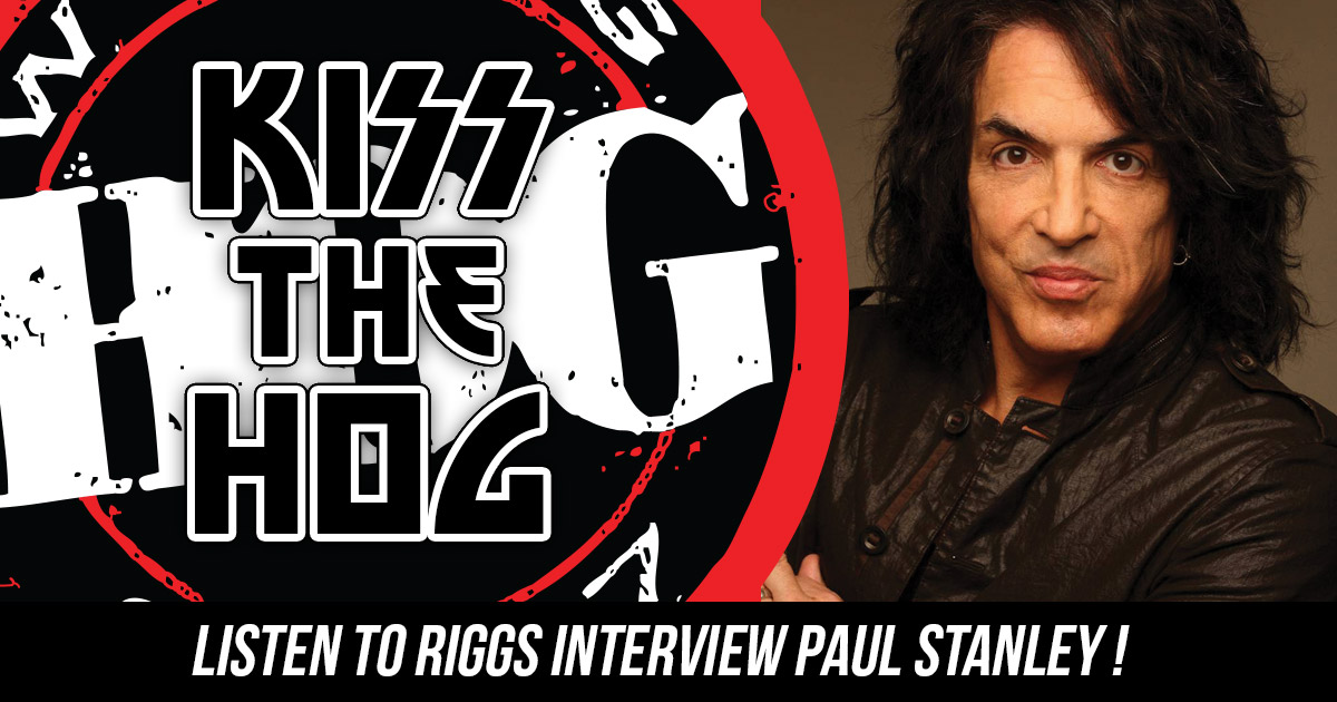 Paul Stanley Interview