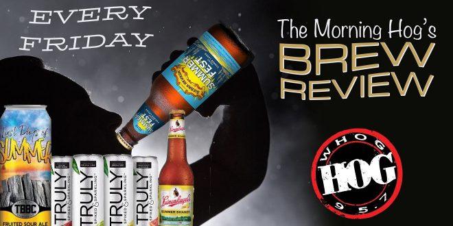 WATCH: Summertime Beers | Morning Hog Brew Review