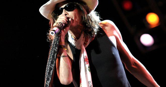 WATCH: Aerosmith reunites with their old van on American Pickers