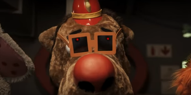 WATCH: Banana Splits Children's Show Returns as a Violent, Gory Rated R Movie