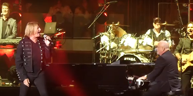 WATCH: Billy Joel Perform Pour Some Sugar on Me With Joe Elliott of Def Leppard