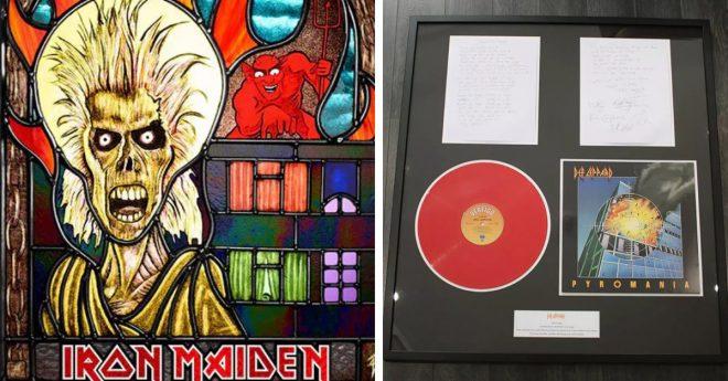 Monster Rock Auction Raises Funds For Children