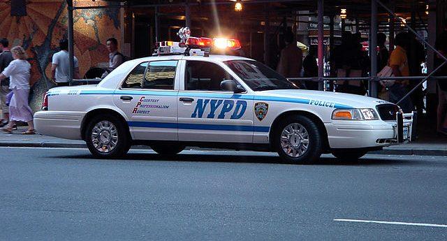 Dumb Criminal Drops Gun…In Front Of Three Cops