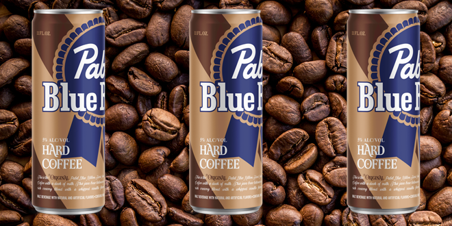 PBR Just Launched an Alcoholic Coffee Drink