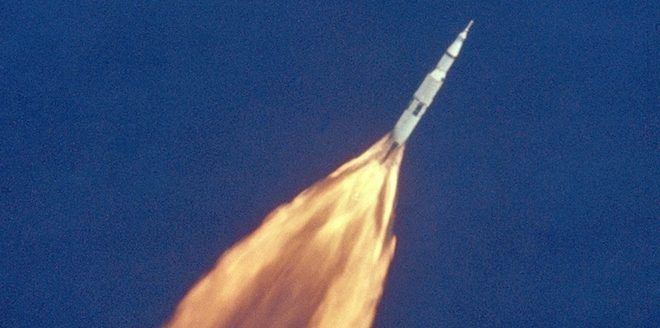 WATCH: Complete Apollo 11 Launch Broadcast As It Aired In 1969