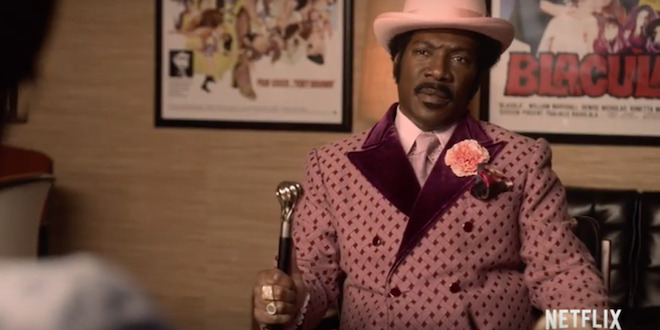 WATCH: Netflix Makes Eddie Murphy's Comeback Official with Release of DOLEMITE IS MY NAME Trailer