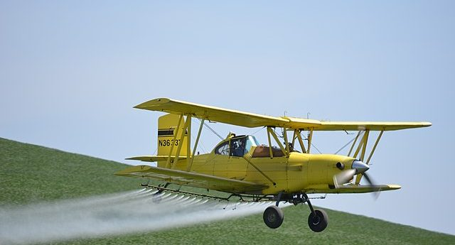 Louisiana Woman Fires Shots At Plane Spraying for Mosquitoes