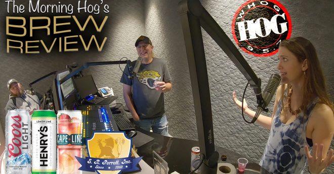 Cape Line & Henry's Zero Sugar | Morning Hog Brew Review