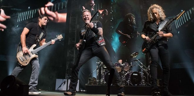 Woman Escapes Cougar Attack By Playing Metallica