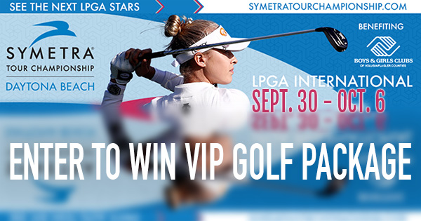 Enter to win VIP golf package for Symetra Tour Championship