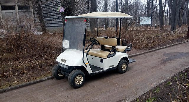 Oregon Man Claims God Told Him To Steal A Golf Cart