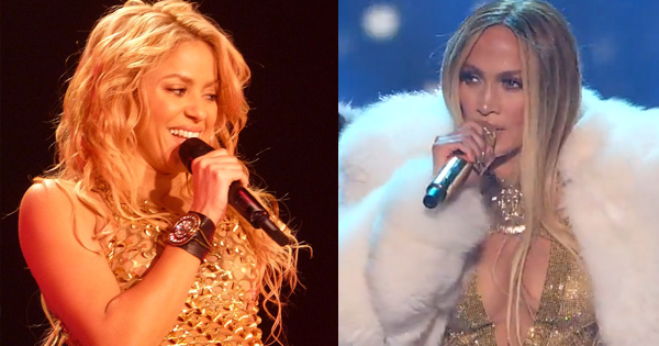 Jennifer Lopez, Shakira Confirmed to Headline 2020 Super Bowl Halftime Show