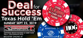 Join Us For The Deal For Success Poker Tournament!