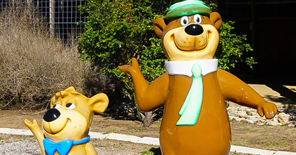 Man Claiming to See Yogi Bear at Yellowstone Busted with 8 Pounds of Meth
