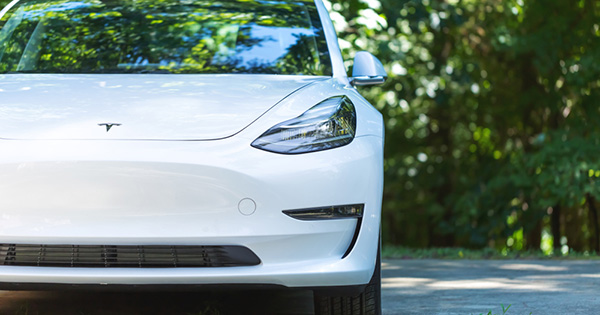 Elon Musk Teases Sound Effects for Tesla Vehicles Including ? & ?