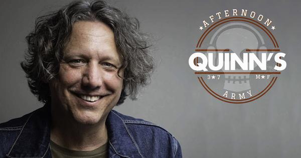 LISTEN: Quinn Talks with Steve Gorman – Founding Member of The Black Crowes