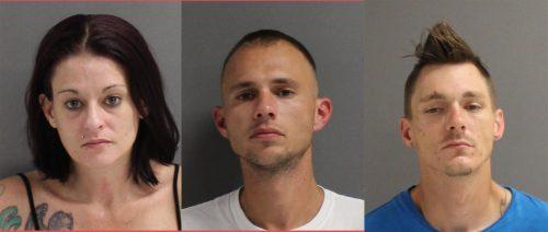 Three Arrested In DeLeon Springs Raid
