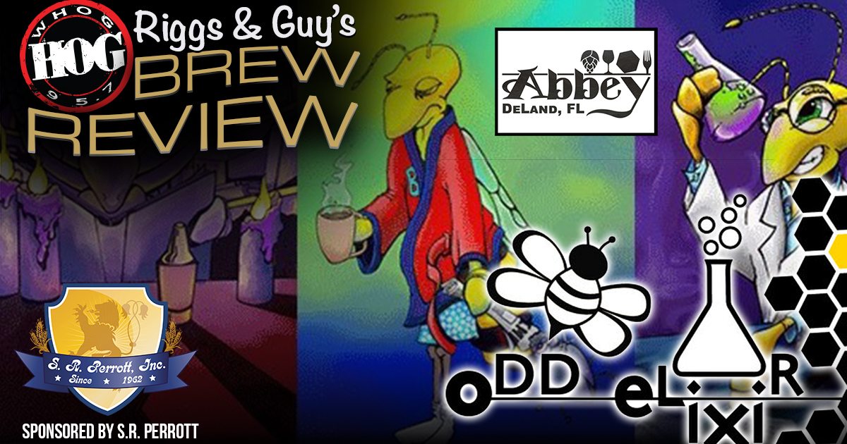 Brew Review Odd Elixir MeadWorks