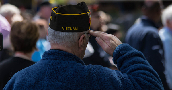 Veteran's Boss Pays Off His Mortgage So He Can Retire Early