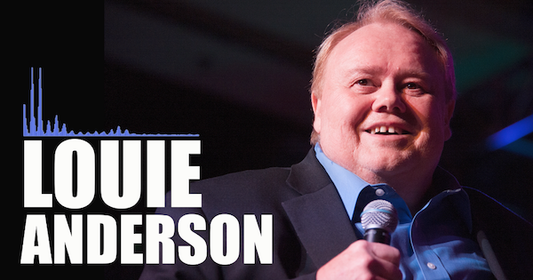 LISTEN: Interview with Louie Anderson
