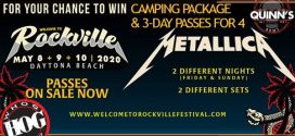 Win with Quinn at 4:20 | WELCOME TO ROCKVILLE Camping Package
