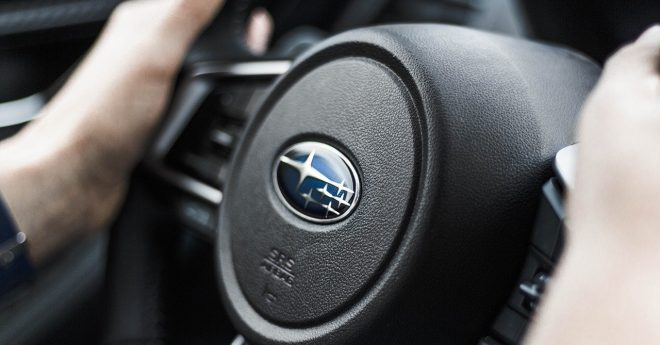 Subaru Says Sorry for NSFW Initials of New Car