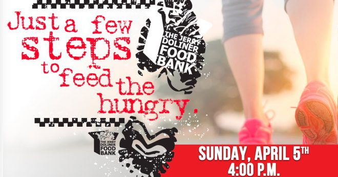 The Jerry Doliner Food Bank Walk-A-Thon