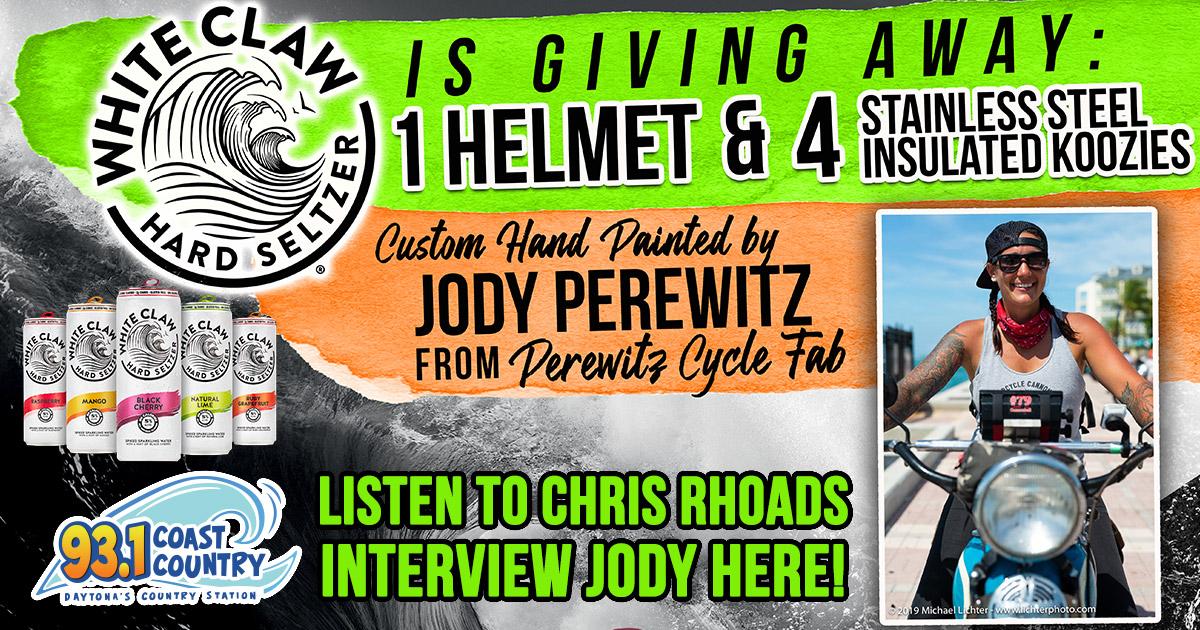 wkro-white-claw-jody-perewitz-interview