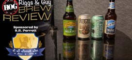 AUDIO-Brew Review: Beers that pair well with Whiskey!