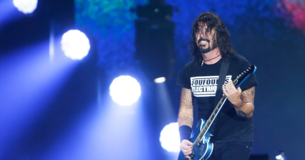 "Dave Grohl Says Ghosts ""Made Us Finish the Album as Quickly as We Could"""