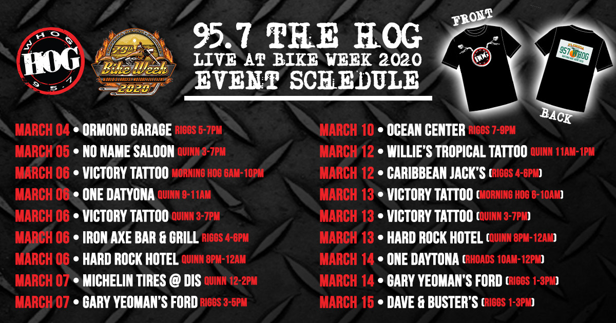 whog-bike-week-2020-schedule