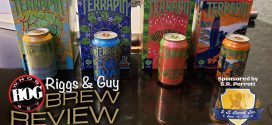 Audio: Riggs and Guy Brew review. This week… Terrapin