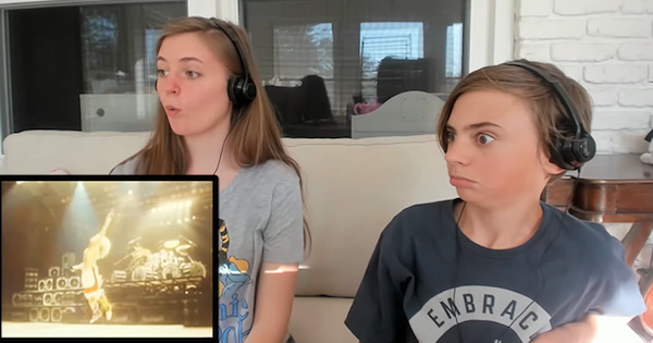 Reaction video