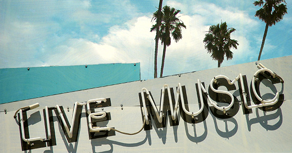 LIVE MUSIC IS BACK!! Here's where you can find it over Memorial Day Weekend