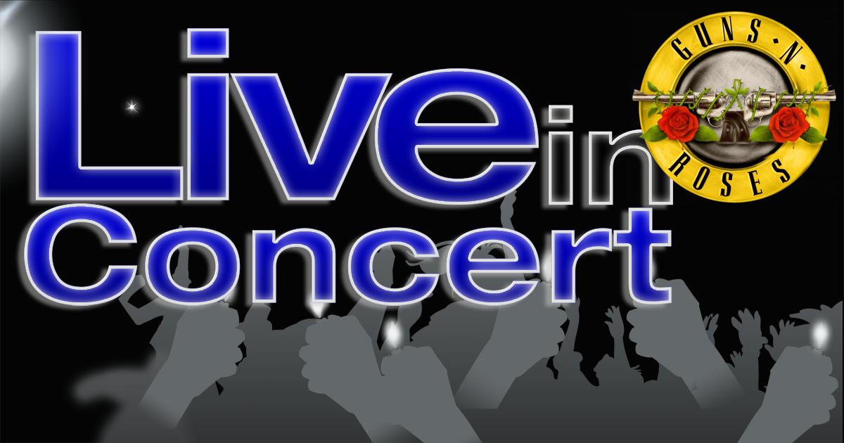 Live In Concert GNR