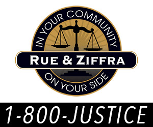Rue & Ziffra Law Firm ad