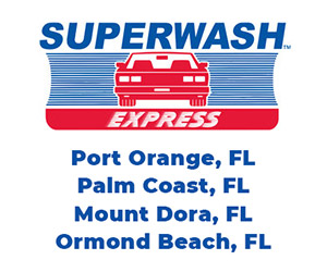 Superwash Express ad