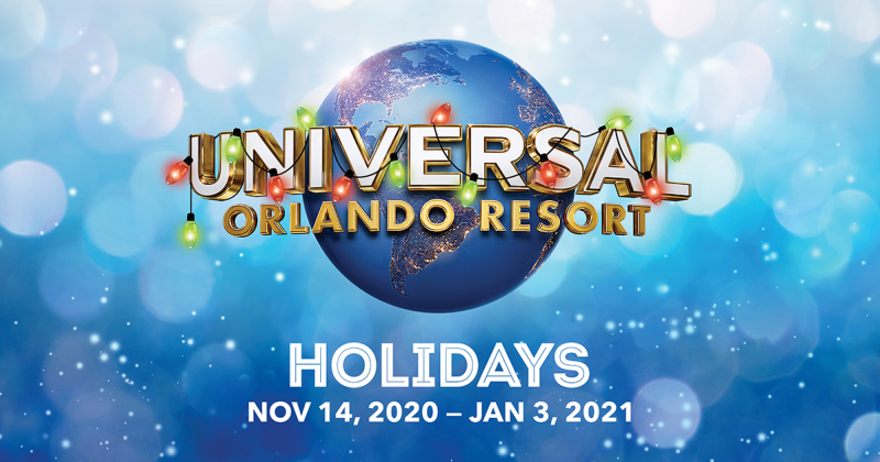 95.7 The Hog Wants To Send You To Universal Orlando Resort For The Holidays!
