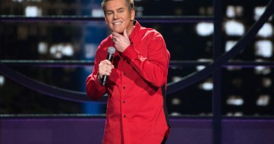 Brian Regan Giveaway | The Daytona Bandshell