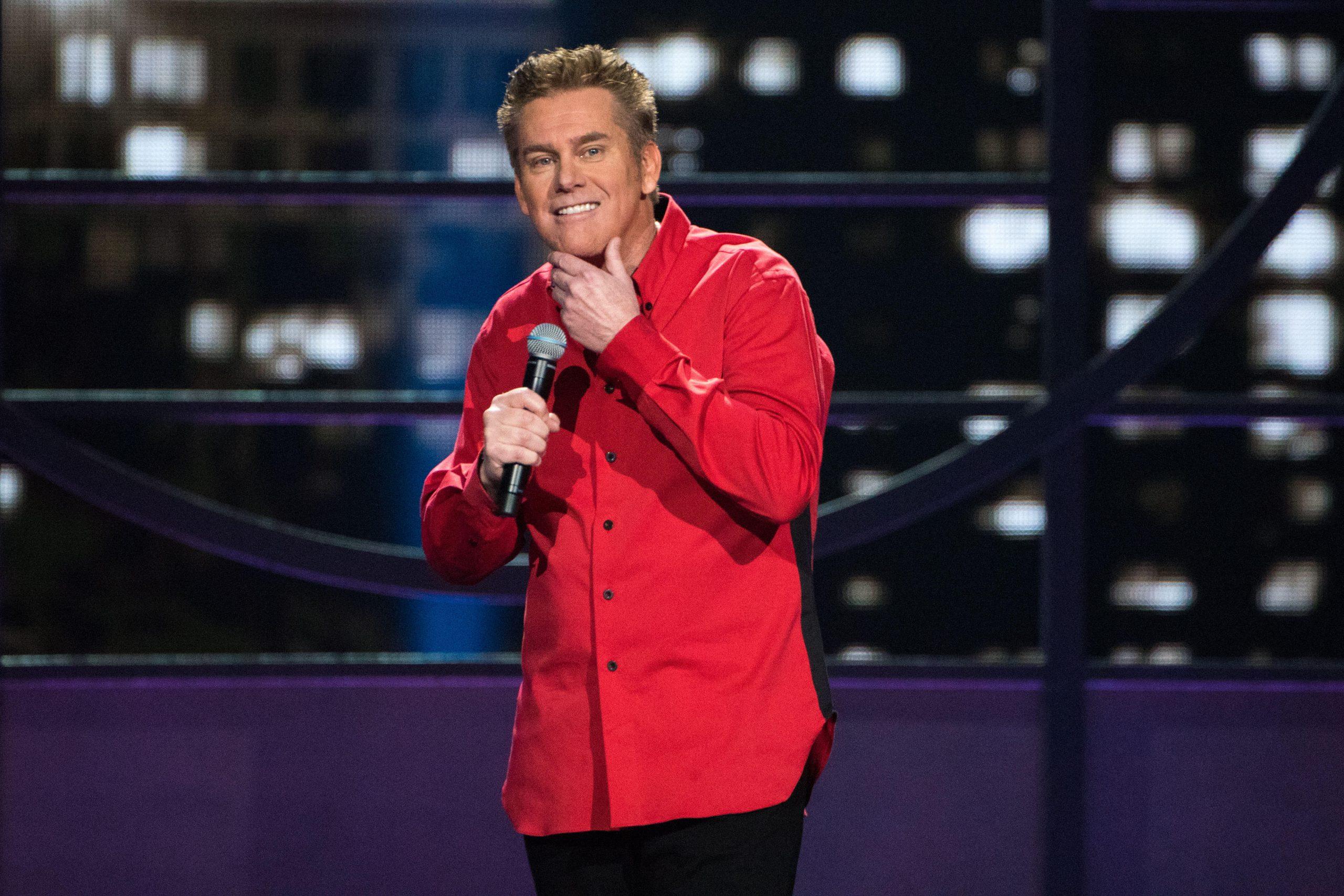 Brian Regan Stand-Up Comedian