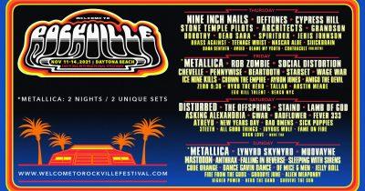Welcome To Rockville 2021 in Daytona Beach